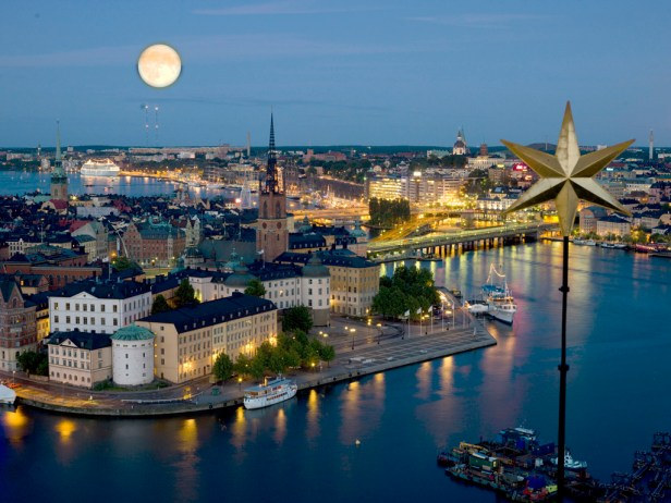 Stockholm-Sweden-Beautiful-City