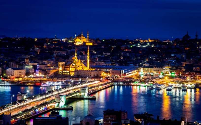 Voyage Istanbul Turquie