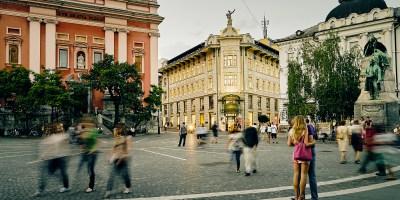 Ljubljana center