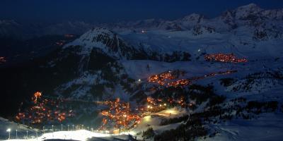 """Stations de ski : """"Ce qui est en train de se passer, c'est la mise à mort de nos montagnes"""", affirme le maire de La Plagne"""