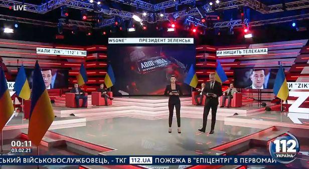 L'Ukraine ferme les chaînes de télévision pro-russes