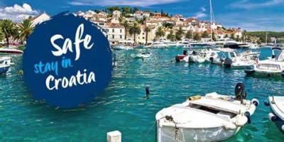 Croatie qu'est-ce que le label Safe Stay in Croatia