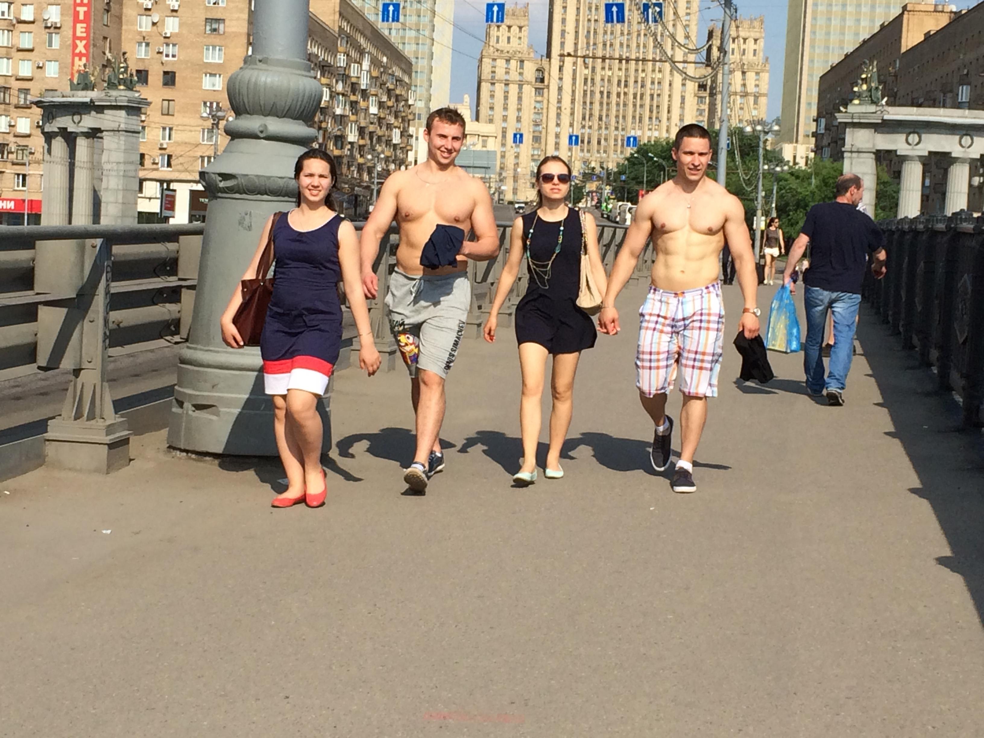 21,5 degrés à Moscou : une douceur jamais vue un 14 avril depuis 1962