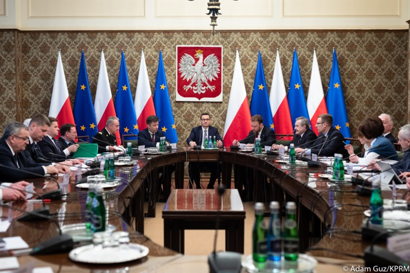 L'État polonais à la dérive