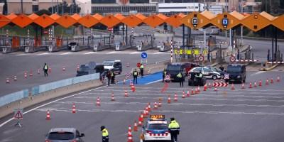 Le Portugal prolonge la fermeture des frontières avec l'Espagne jusqu'au 15 avril