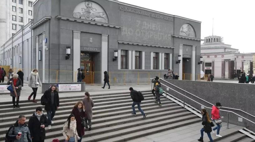 Moscou un des premiers cinémas de l'histoire rouvre après rénovation