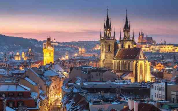 Ouverture du Château de Prague la Tchéquie déconfine timidement ses monuments