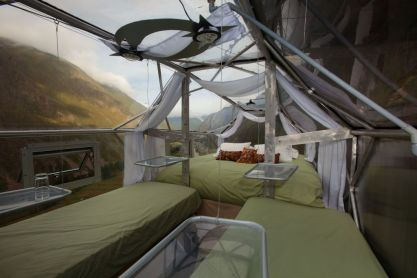 Peru-Skylodge Suites-inside