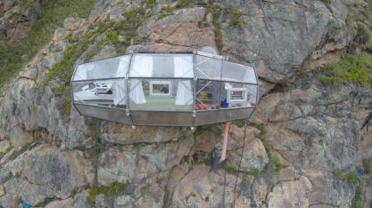 Peru-Skylodge Suites-one pod