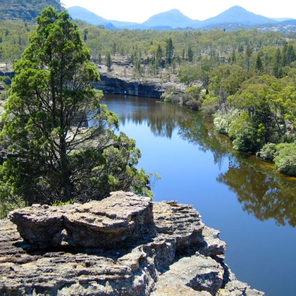 Australia-Camping-Dunns Swamp