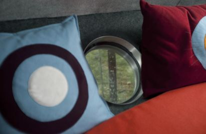 Swedish Treehotel-ufo_interior_2