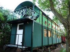 Germany Erlebnisbahn Ratzeburg-train hotel-cabin - 1024 x 768