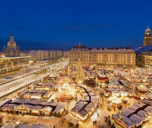 Incredibly Magical Christmas Breaks In Europe