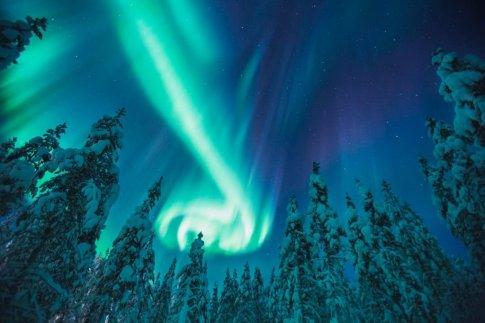 Kakslauttanen Northern Lights 3 - 1024 x 682