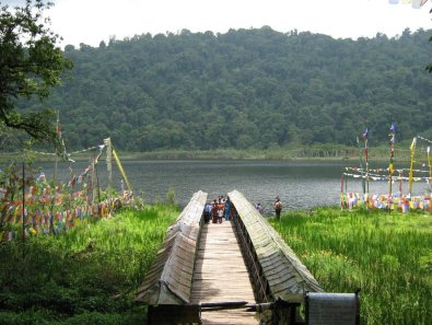 Khecheoparli Lake, West Sikkim. Photo: Incredibleindia.org