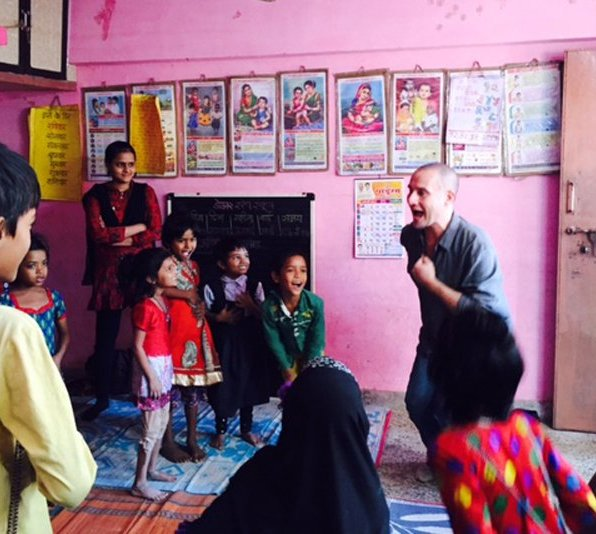 GADG-Mumbai-Door Step School Volunteer 4