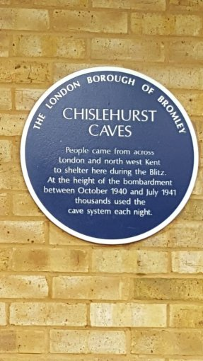 Day trips from London: chislehurst caves