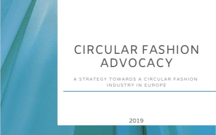 Press Release: Bold Policies Needed To Mainstream Sustainable Fashion