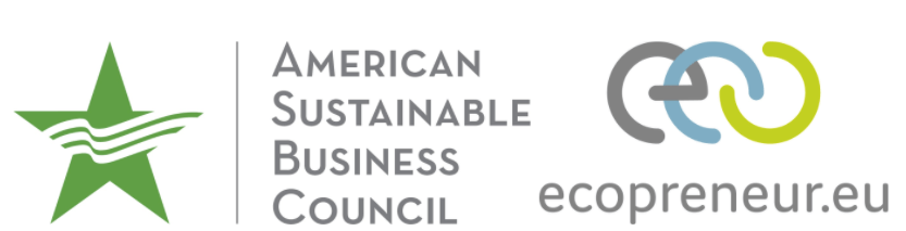 Ecopreneur.eu Established A Partnership With the American Sustainable Business Council
