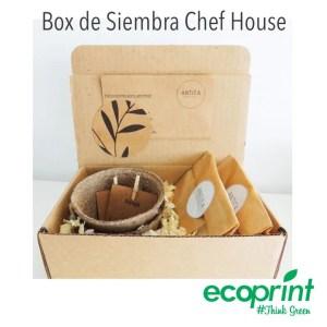 kit de siembra chef house ecoprint peru regalos corporativos