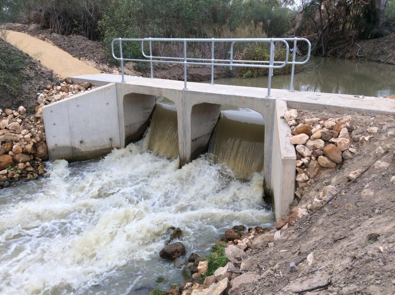 Nigra Creek Wetland Regulator