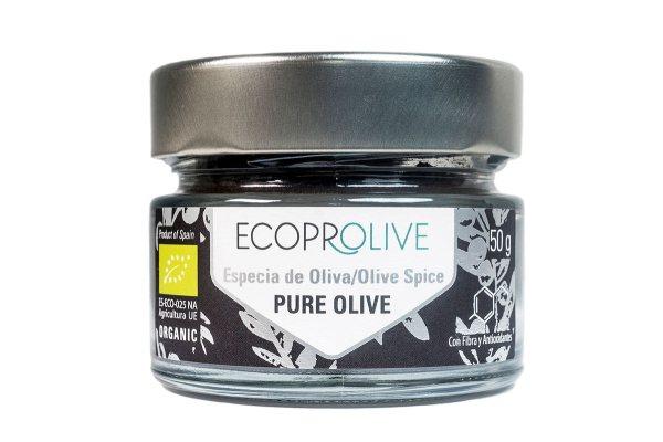 Condimentos de Oliva PURE OLIVE - Ecoprolive
