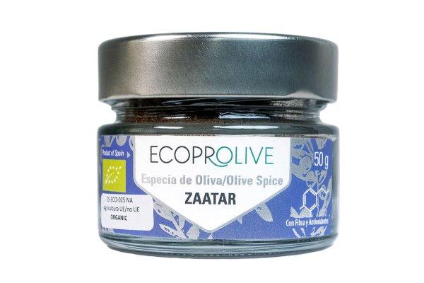 Condimentos de Oliva ZAATAR - Ecoprolive