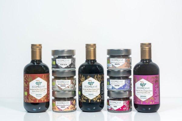 Lote Gourmet - AOVE Condimento de oliva - Ecoprolive
