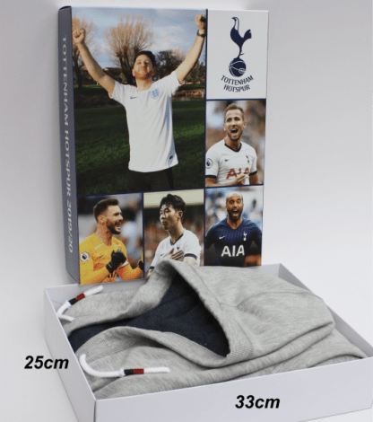 JOIN THE HEROES ON THE OFFICIAL SPURS GIFT BOX