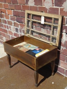 Vintage Window Table