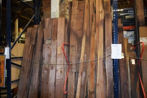 Domestic and Exotic Hardwood Lumber