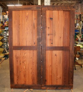 Custom Classic Pine Barn Door
