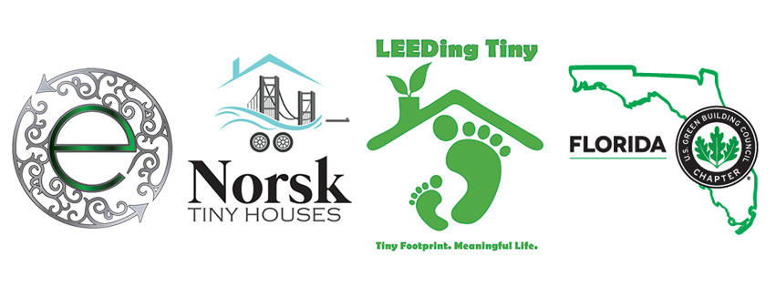 Eco Relics, NORSK Tiny Houses and USGBC team up to build the nations first LEED certified Tiny House
