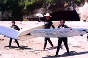 Bodega Bay Surf Shack, surfing lessons