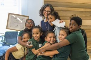 Sabina Malkani Elementary Teacher of the Year DC