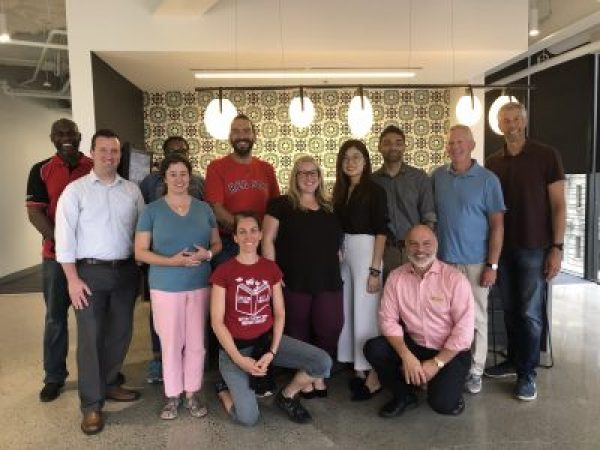 Massachusetts educators who completed the LEED Prep Institute, Summer 2019