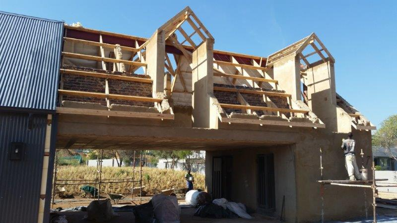 I Beam Roof Trusses and Rafters