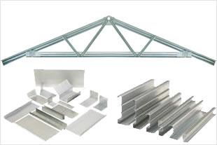 Light Steel Truss Steel Trusses Steel Structure Roofs