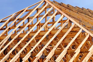 Nail Plate Timber Roof Trusses