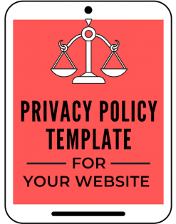 create privacy policy website