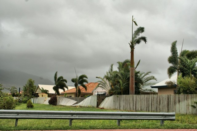 Cyclone Yasi, Townsville Queensland February 2011. Rob and Stephanie Levy/Flickr