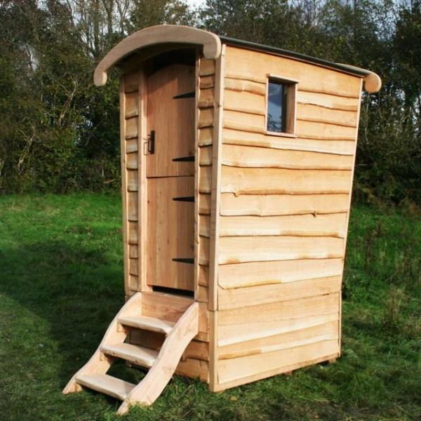 Toilet huisje Gypsy