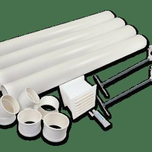 Ventilatie pakket voor Cindi