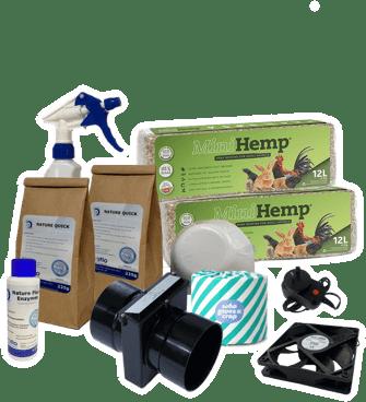 4 Nature-loo NL2 Composttoilet ACTIE nu Gratis met houtsnippers 1