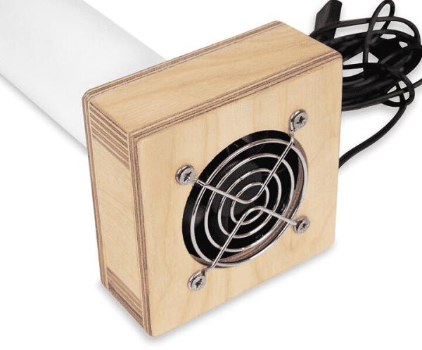 Trobolo® elektrisch afzuigsysteem 1