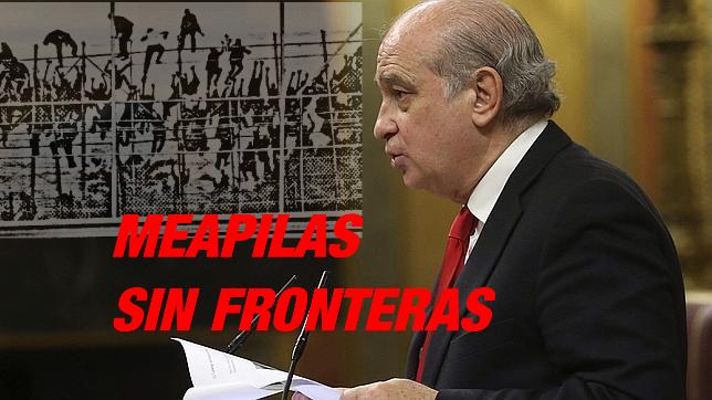 "Nace ""Meapilas sin fronteras"""
