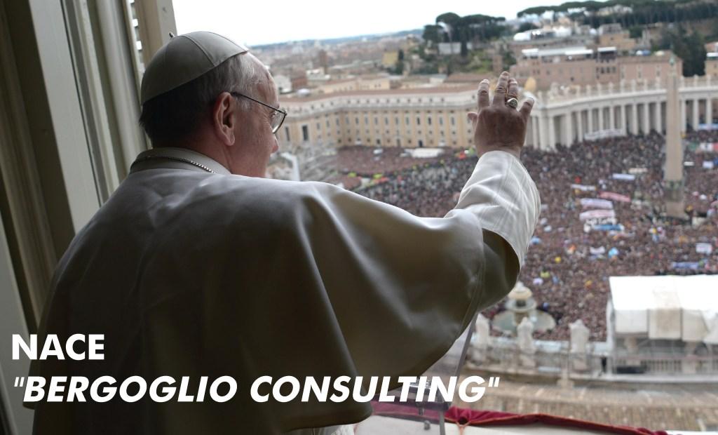 El Papa se ofrece para informes verbales