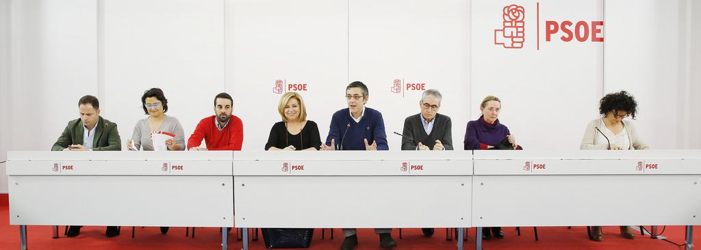 primera decepcion ponencia psoe