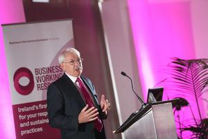 'Unique moment in human history' interview - Peter Head, Trust Executive Chairman