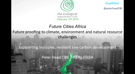 Future Cities Africa - Cities Alliance Webinar